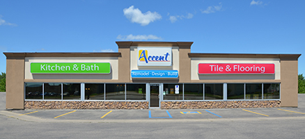 Accent Flooring & Tile, Fargo, ND